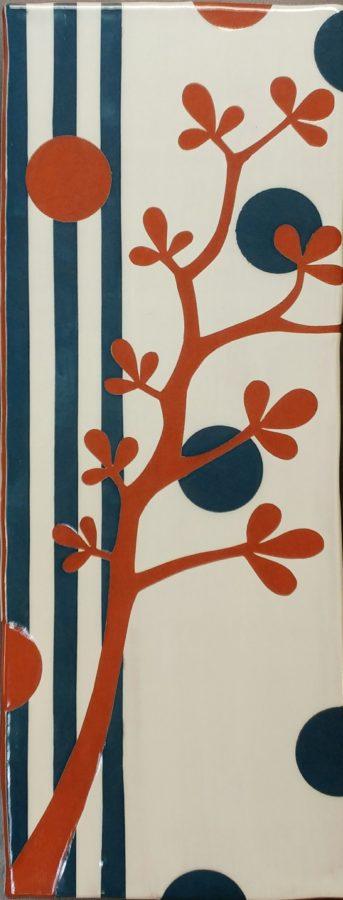 Leafy Wall Panel